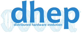 tributed hardware evolution logo
